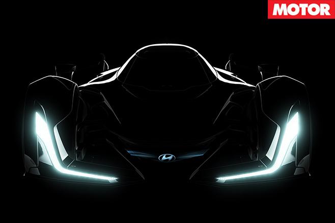 Hyundai N 2025 Vison