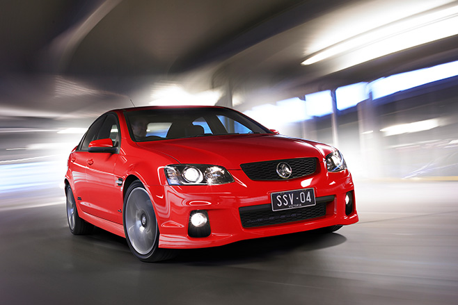 VE_Holden _Commodore