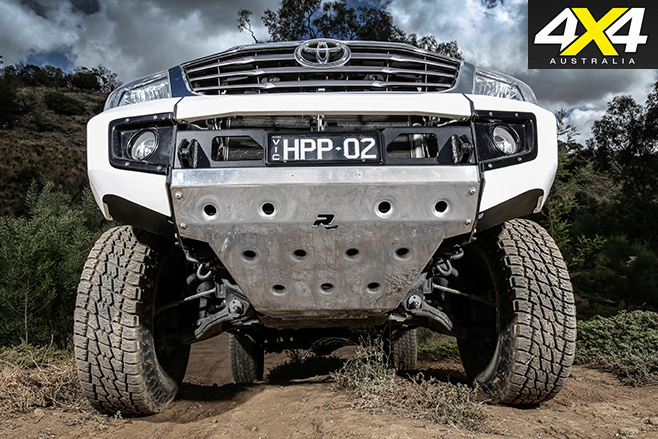 Harrop Hilux 3