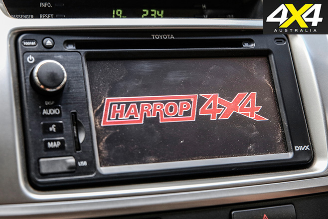 Harrop Hilux 4