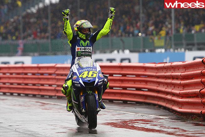 Valentino -Rossi -wins -Moto GP
