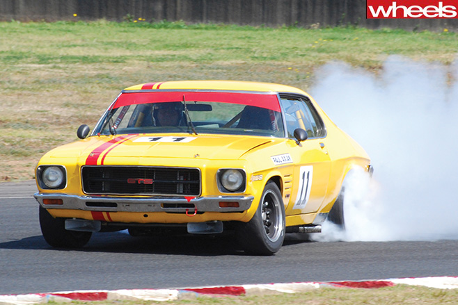 Muscle -Car -Masters -Holden -Torana