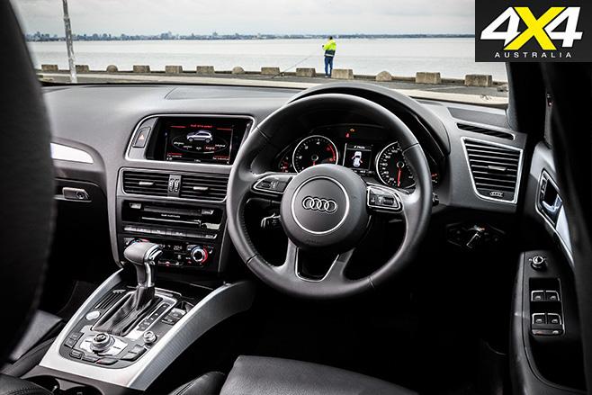 Audi q5 interior  6