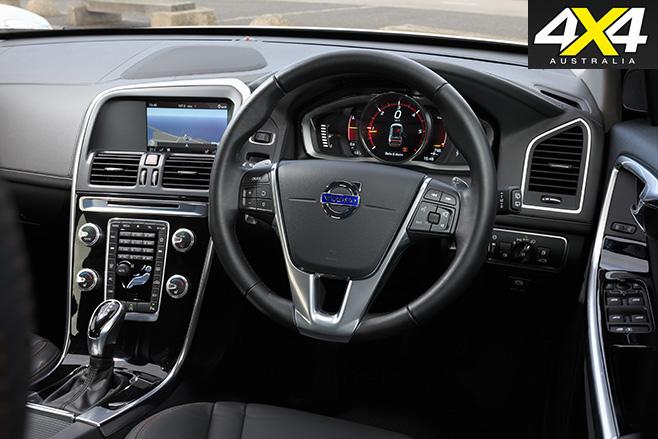 Volvo xc60 interior 8