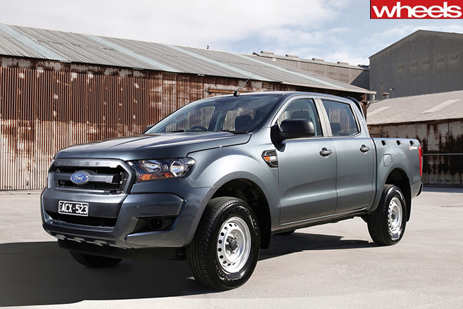 Ford -Ranger -XL
