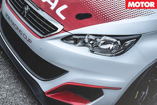 Peugeot 308 Racing Cup 3