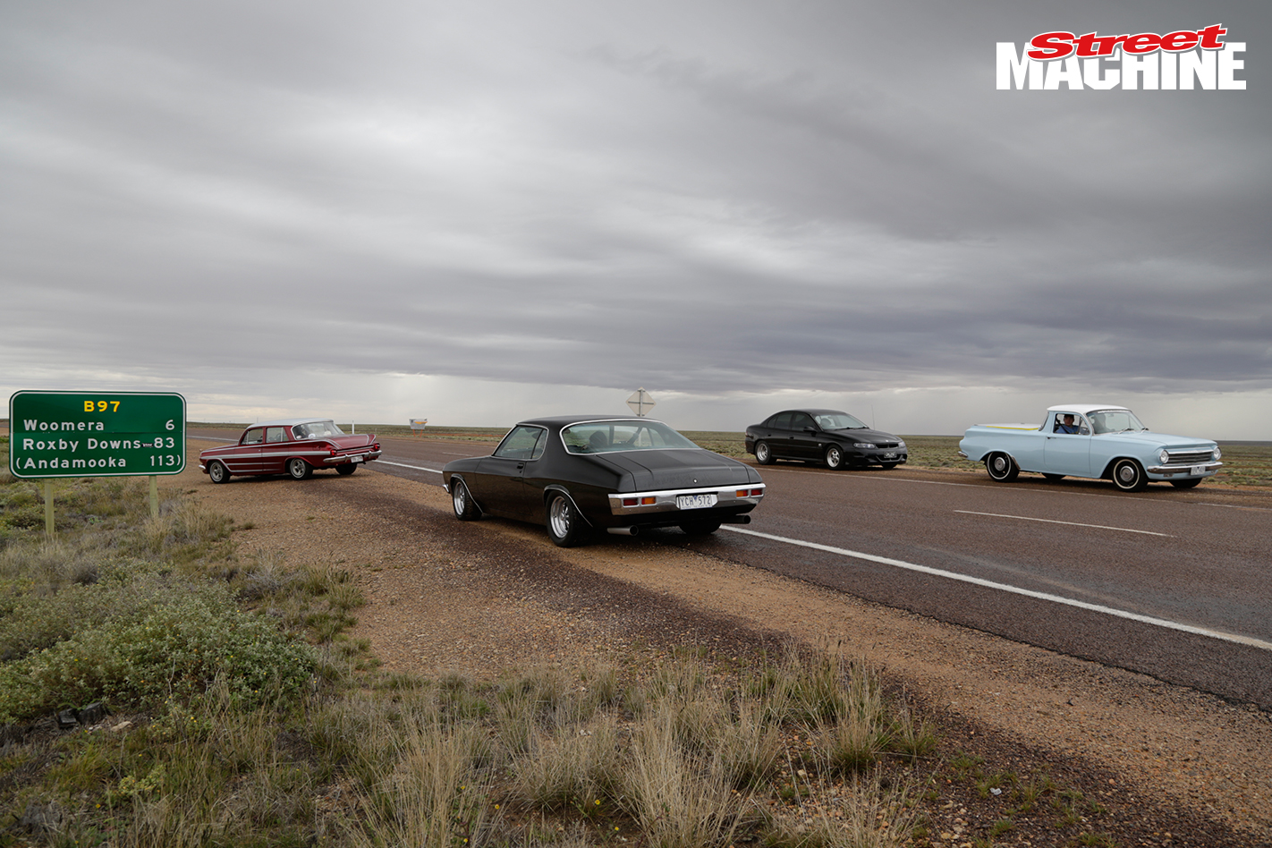 Red Centre Nats Convoy