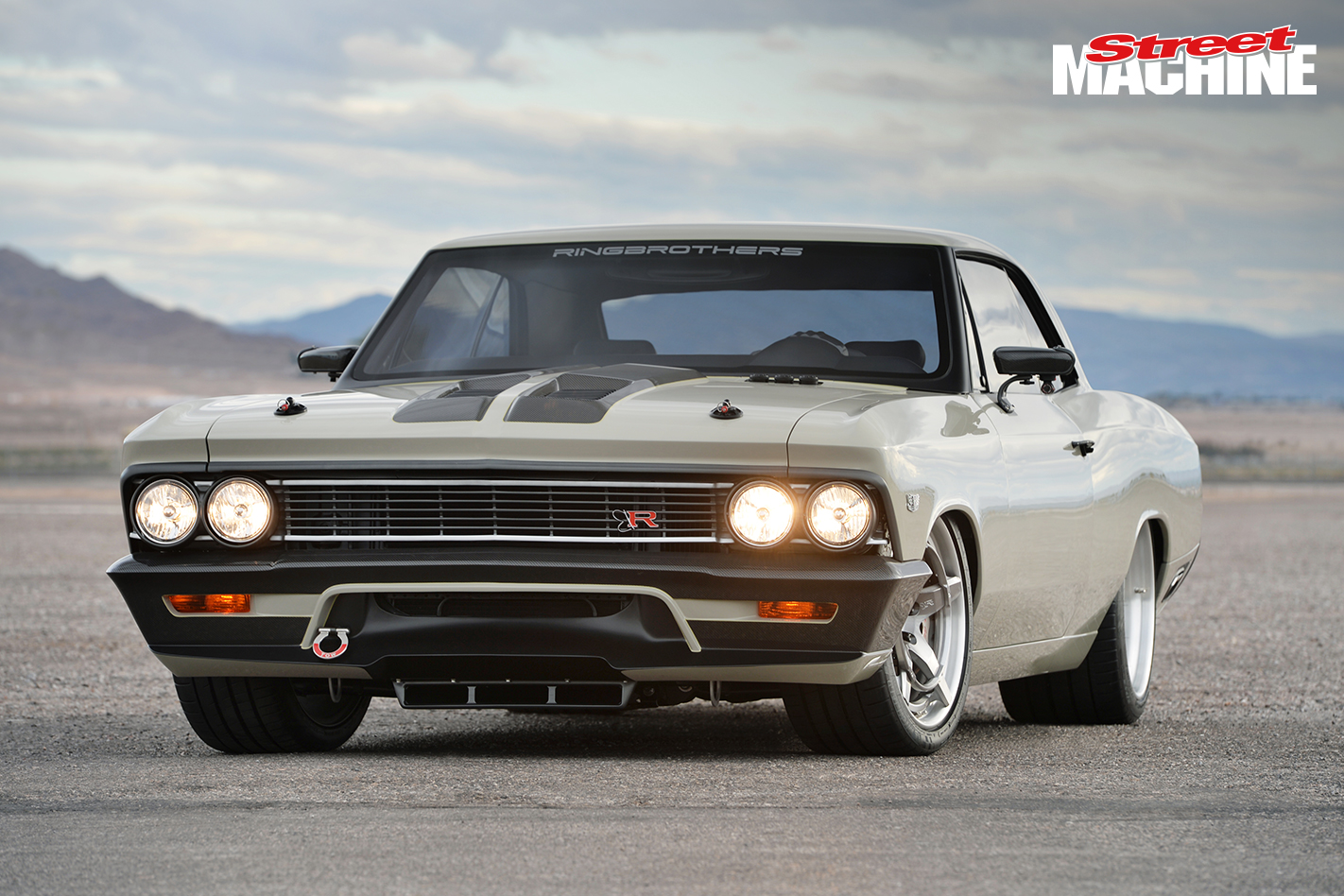 Recoil Chevelle 6 Nw