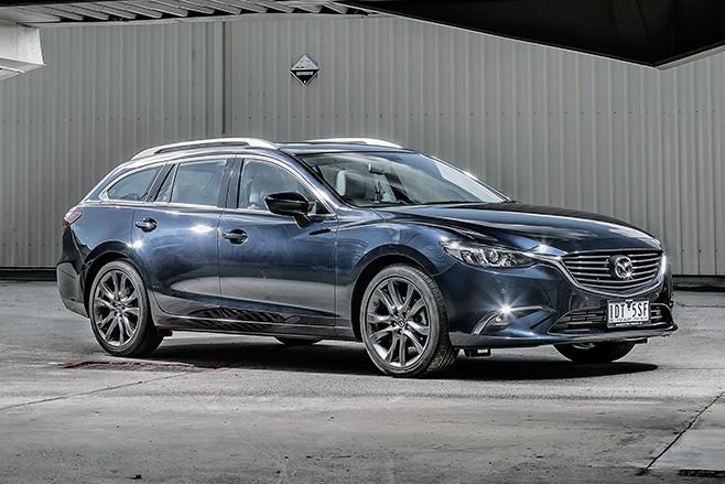 Mazda -6-gt -profile