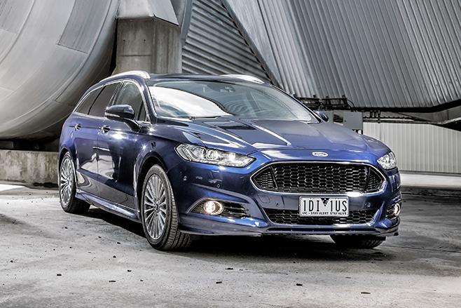 Ford -mondeo -titanium -profile