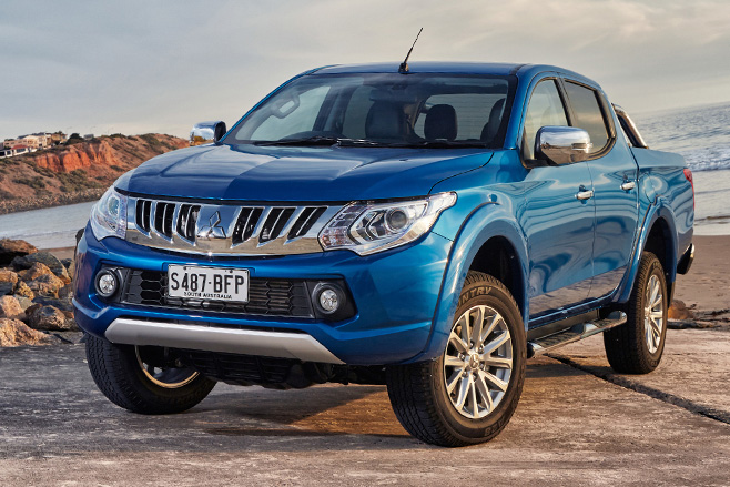 Mitsubishi -triton -sells -second -most