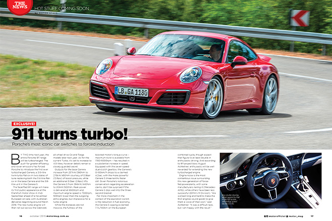 911 turbo porsche