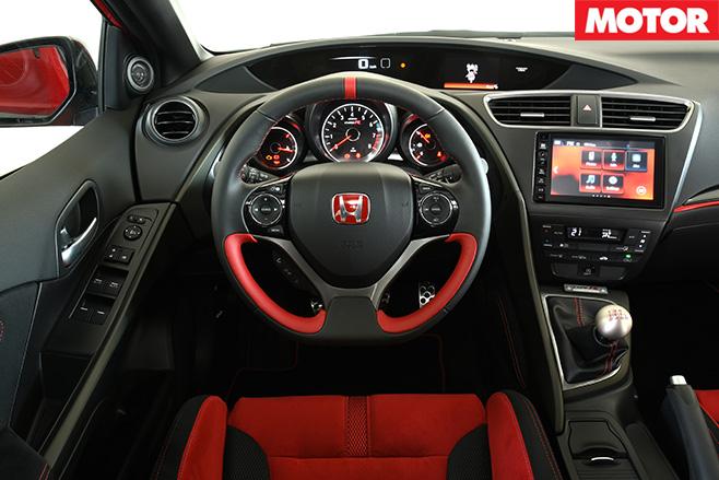 Honda Civic Type R 8