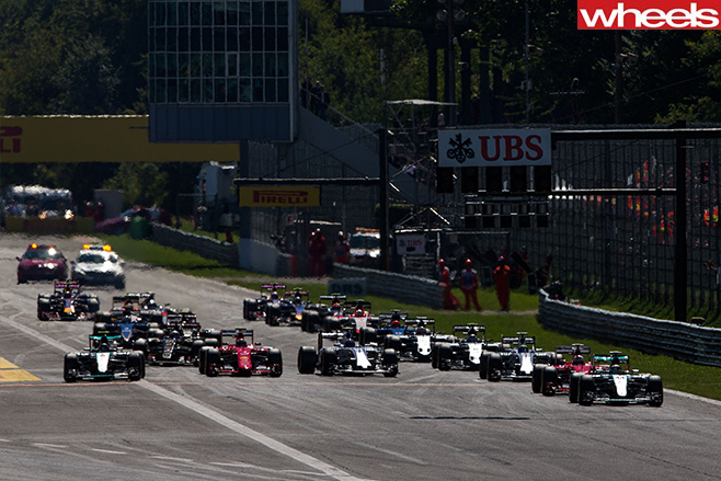 Monza -F1-Race -Grid -was -fraught -with -dramas