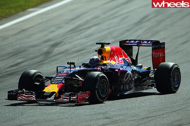 Australian -Daniel -Ricciardo -grid -penalties -Monza -Italy -F1-