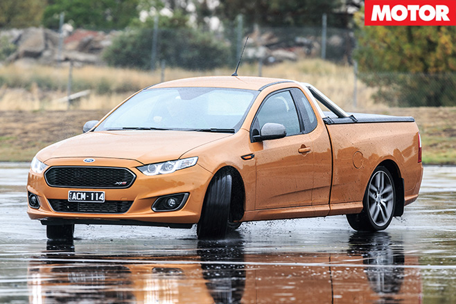 Ford XR6T Ute 1