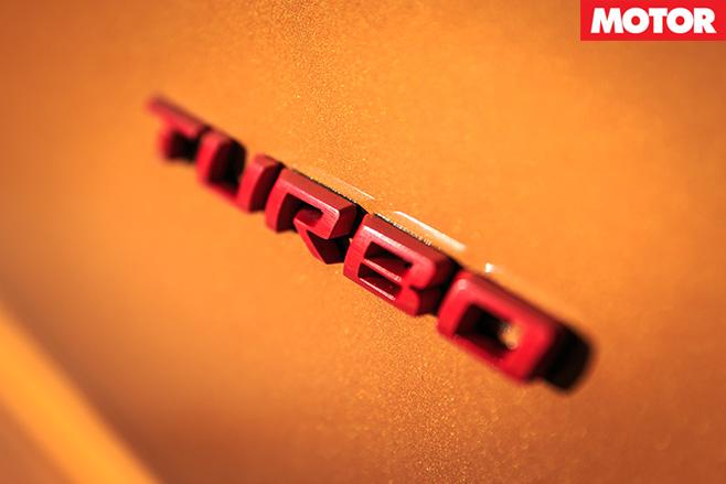 Ford XR6T turbo