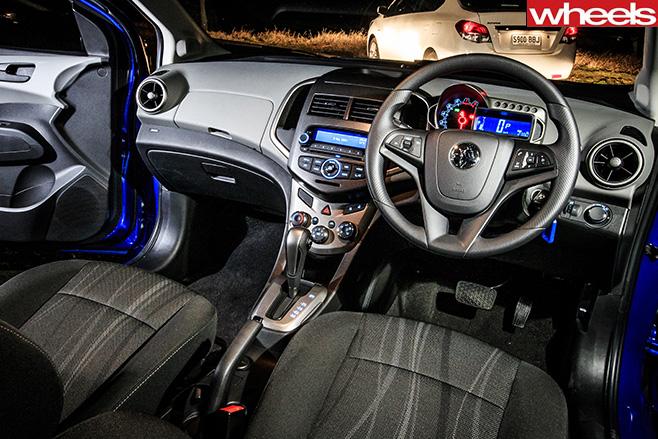Holden Barina CD v Honda City VTi v Hyundai Accent Active v