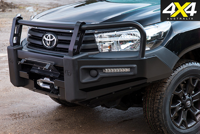 Toyota hilux accessories 1