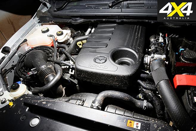 Mazda Bt 50 Engine Specs >> Navara Np300 Vs Triton Mq Vs Bt 50 Vs Amarok Review 4x4 Australia