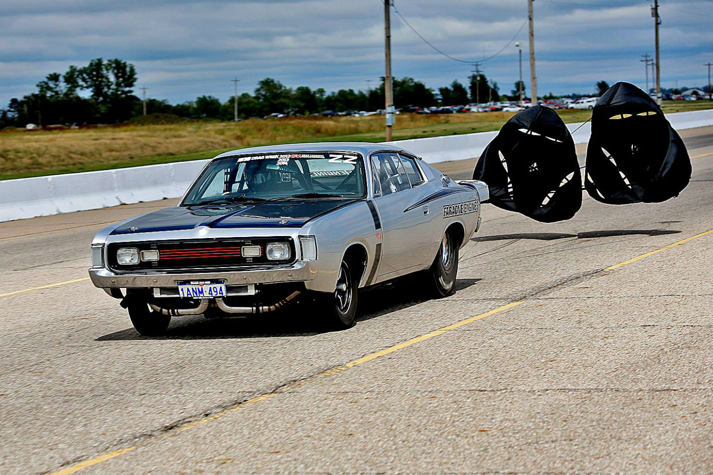 Drag Week 5 Charger
