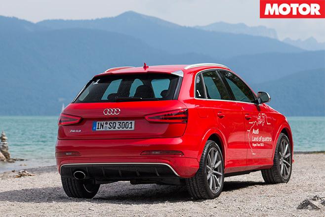 Audi rs q3 10