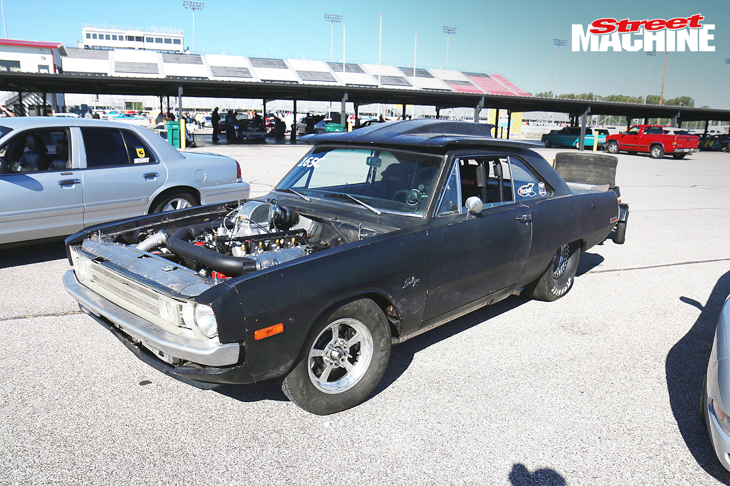 Drag Week Registration Day 2015