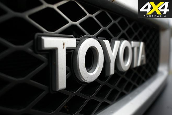 Toyota FJ cruiser 1