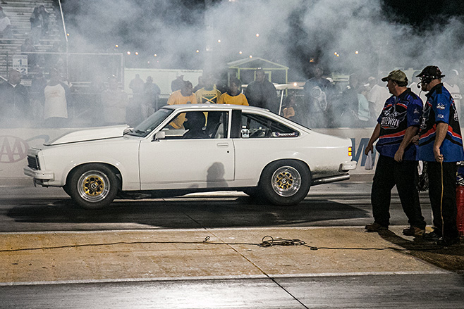 Drag week day one 3