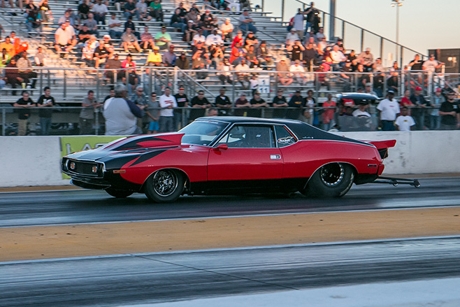 Drag week day one 6