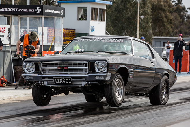 LSX turbo HQ Monaro