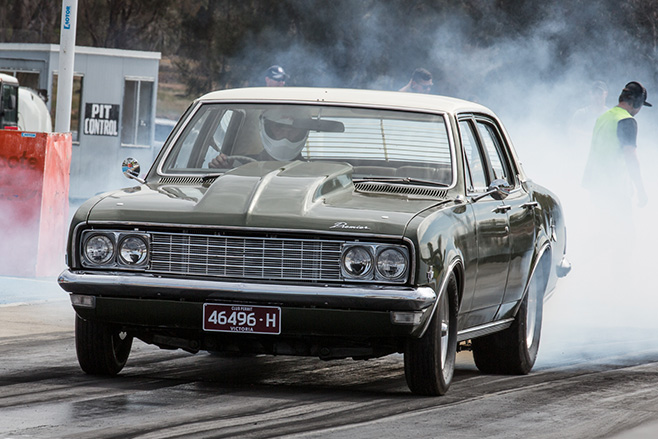 Big Block HT Holden