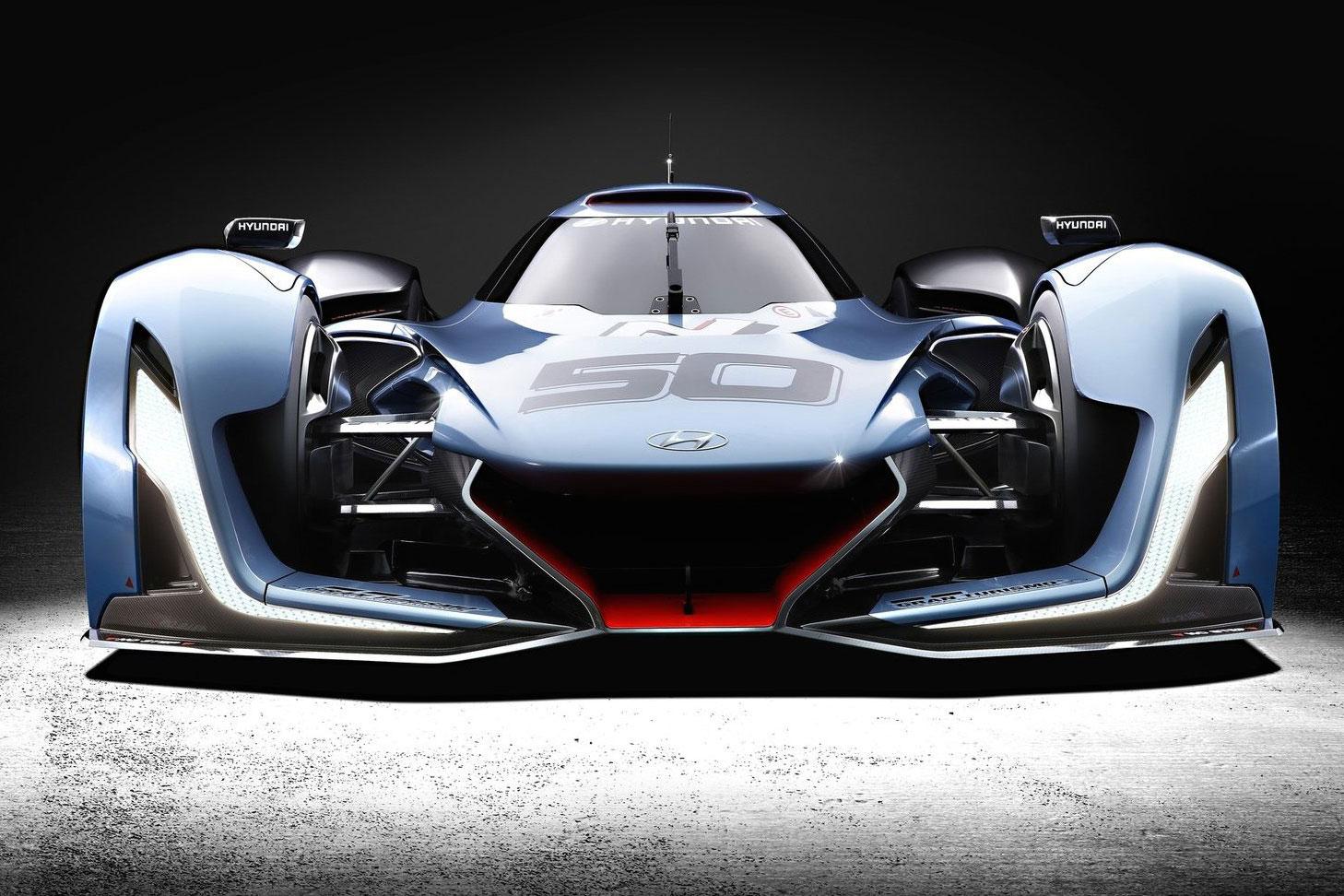 Frankfurt -Motor -Show -Hyundai -Gran -Turismo -Concept -2