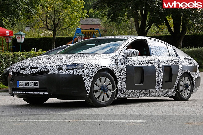 Opel -Insignia -to -replace -Holden -Commodore