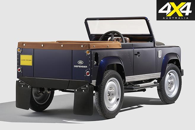 Land rover defender concept 2