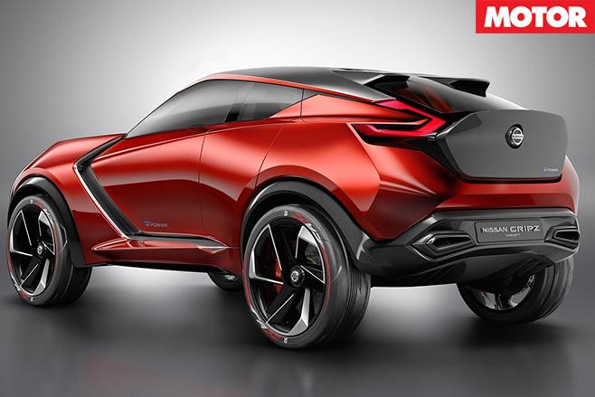 Nissan z concept 1