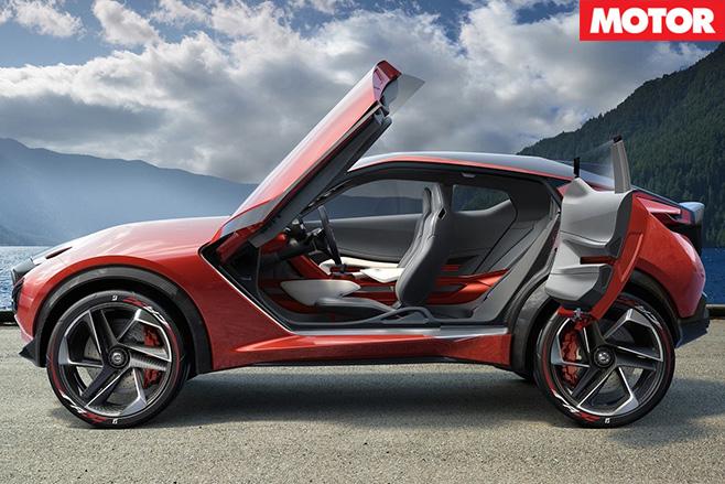 Nissan z concept 2
