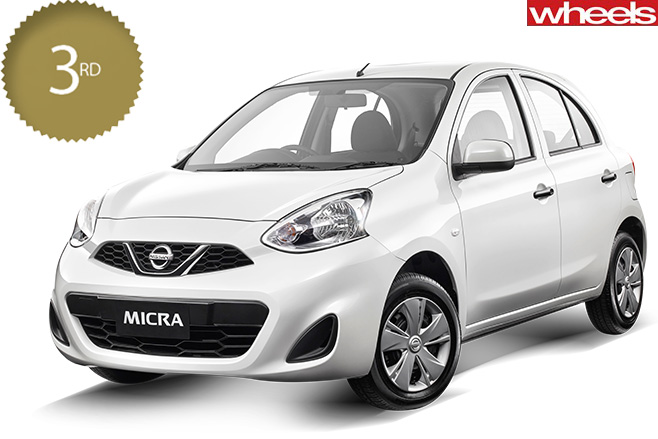 Nissan -Micra -ST