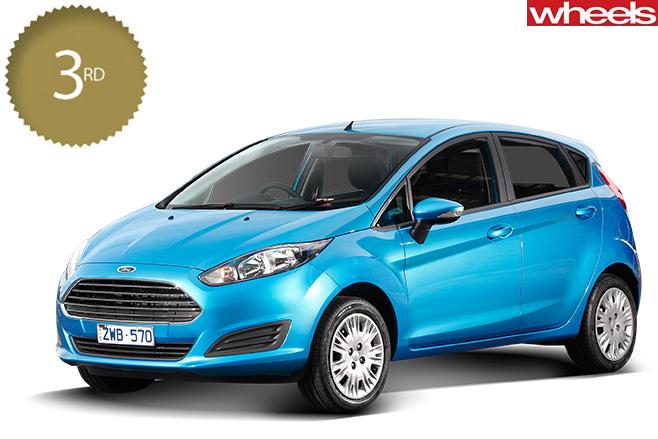 Ford -Fiesta -Ambiente