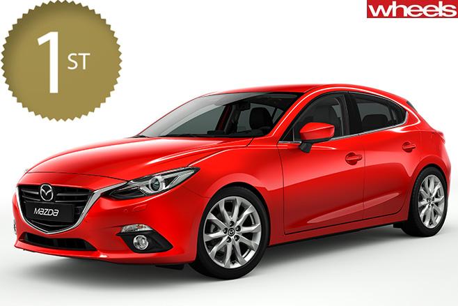 Mazda -3-SP25