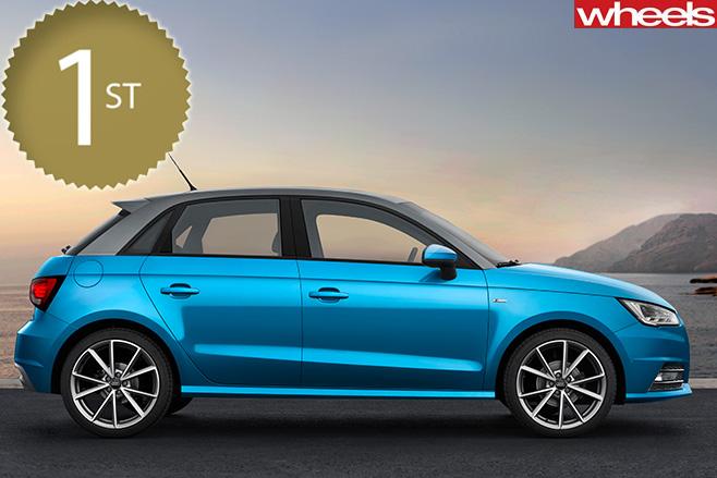 Audi -A1-Sportback