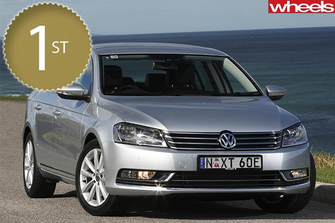 VW-Passat -118TSI