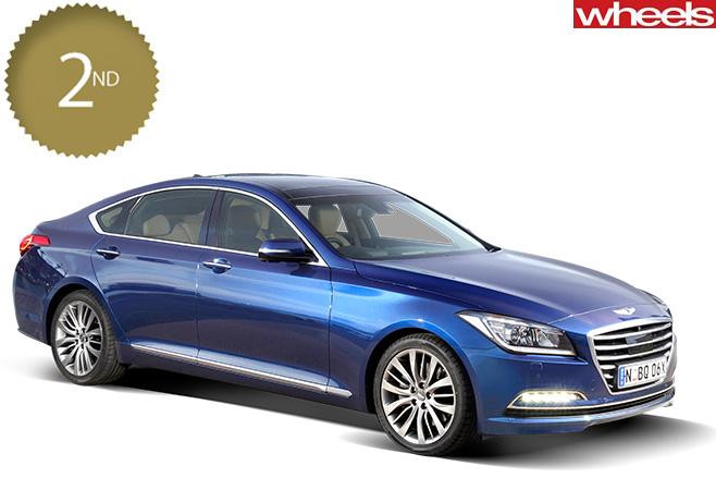 Hyundai -Genesis
