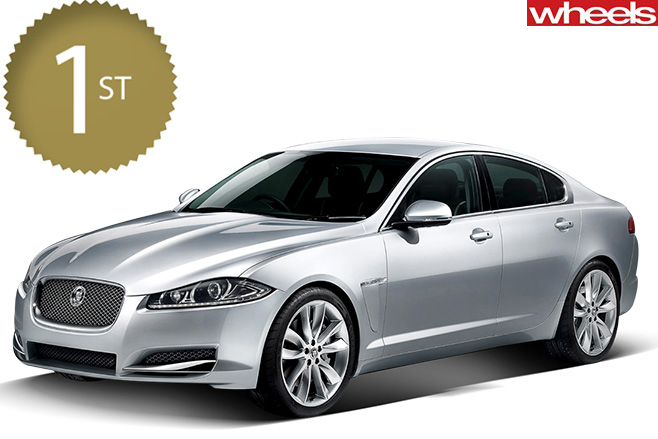 Jaguar -XF-Premium -Luxury