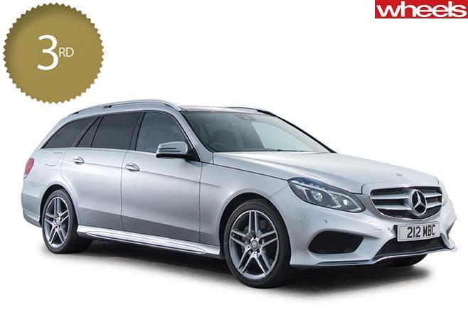 Mercedes -Benz -E200