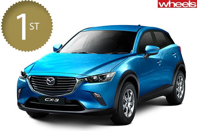 Mazda -CX3-Neo