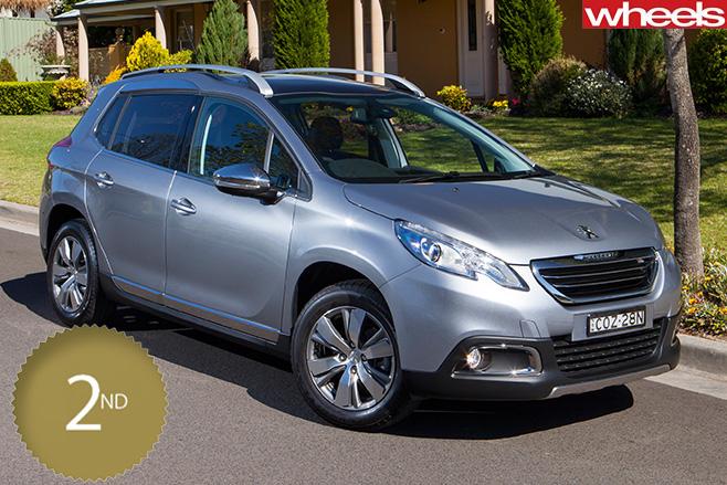 Peugeot -2008-Active