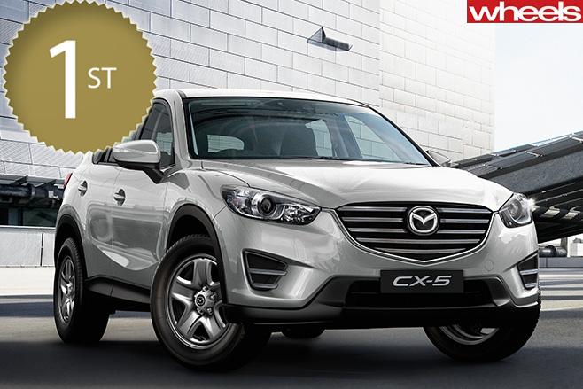 Mazda -CX5-Maxx -FWD
