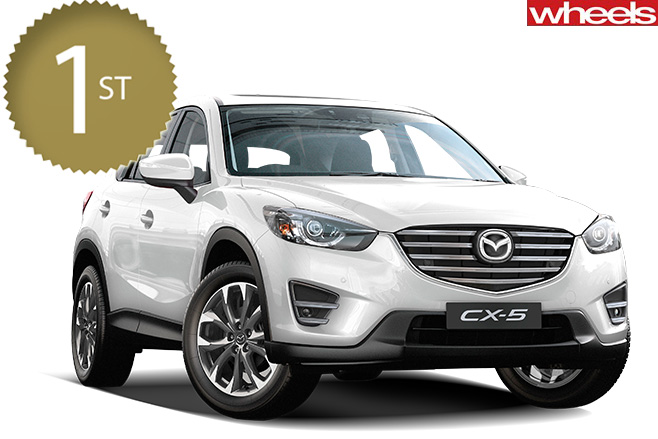 Mazda -CX5-Grand -Touring -Diesel