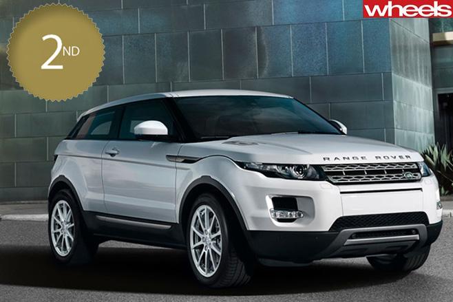 Range -Rover -Evoque -Pure